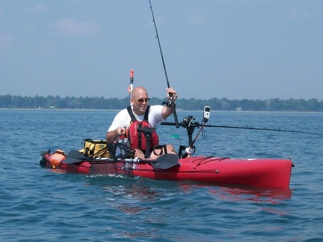 Hobie adventure island 16 fishing kayak review for Fishing kayak review