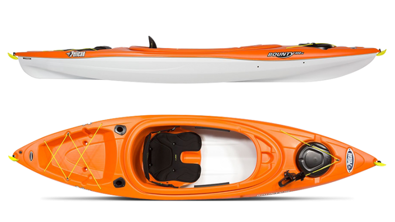 Pelican Bounty 100X Angler 10 Fishing Kayak Review