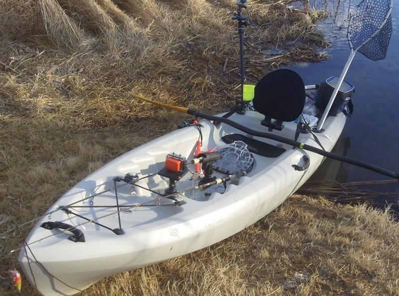 Emotion kayaks stealth 11 angler 11 fishing kayak review for Fishing kayak review