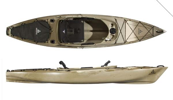 Ascend Fs12 Sit In 12 Fishing Kayak Review