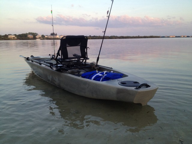 Ascend Fs128t 12 5 Fishing Kayak Review