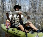 Marty Hughes of Kayakjacks's Fishing Guide Service