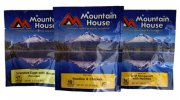 Mountain House Freeze Dried Products