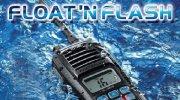 "Icom ""M24 Float 'N Flash"" VHF Radio"
