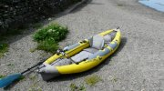 "Advanced Elements ""StraitEdge"" Angler Kayak"