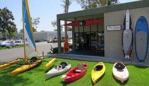 Southwind Kayak Center Irvine