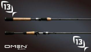 13 Fishing Omen Black