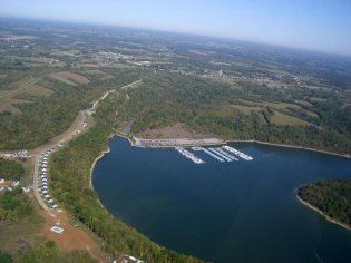 Taylorsville Lake Marina