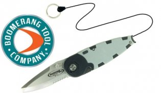 Boomerang Tool Swift Cut Knife
