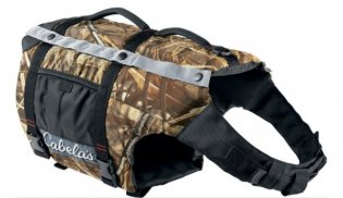Cabelas Advanced Dog Flotation Vest