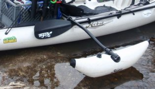 "Hobie ""Sidekick Ama Outriggers Kit"""