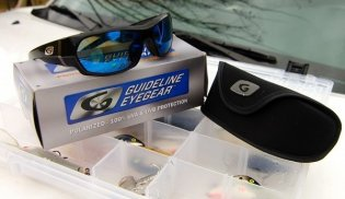 Guideline Eclipse polarized fishing sunglasses