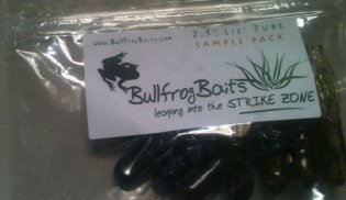 "Review Bullfrog Baits ""Lil' Tube"""