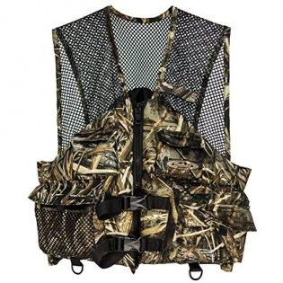 North Star Sports USCG Approved Realtree Max 5 Camo PFD Vest