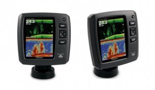 "Garmin ""Echo 551dv"" Fishfinder"