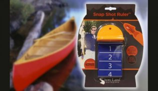 Review:  Snap Shot Ruler