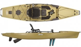 2015 Hobie Mirage Pro Angler 14