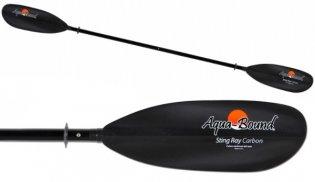 AquaBound Sting Ray Carbon Kayak Paddle