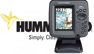Humminbird 386ci