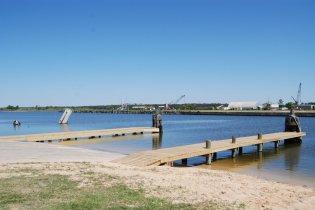Bayou La Batre State Docks
