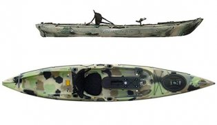 "Ocean Kayak ""Trident Ultra 4.3"""