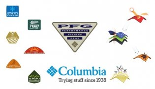 Columbia PFG Clothing