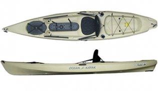 """Ocean Kayak """"Tetra 12 Angler"""""""