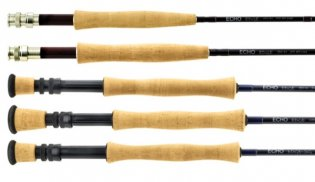 Echo Edge Fly Rods