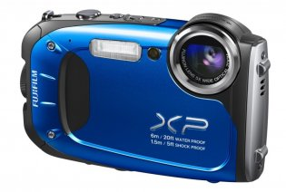 "Fuji ""Finepic XP60"" Waterproof Camera"