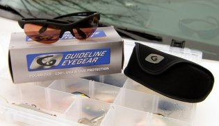 Guideline Cabo fishing polarized sunglasses