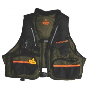 Stearns 33 Grams Manual Fishing Vest