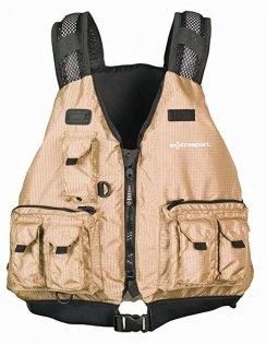 Extrasport Striper Fishing PFD Life Jacket
