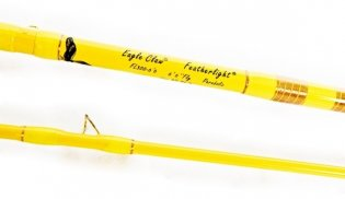 eagle claw featherlight rods