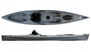 Emotion kayaks grand slam 14 5 fishing kayak review for Emotion fishing kayak