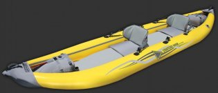 Advanced Elements StraitEdge2 Self-Bailing Inflatable Kayak