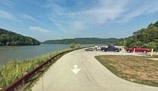 Van Buren Ramp Taylorsville Lake