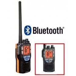 "Cobra ""MR HH500 FLT BT"" VHF Radio"