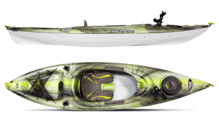 "Pelican ""Intrepid 100X Angler"""
