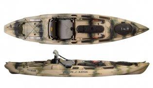 Ocean Kayak Prowler Big Game II 12 5 Fishing Kayak Review