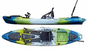 jackson coosa hd fishing kayak