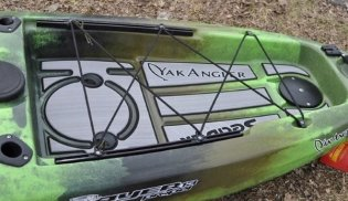 seadek kayak kit install naive watercraft slayer propel 13