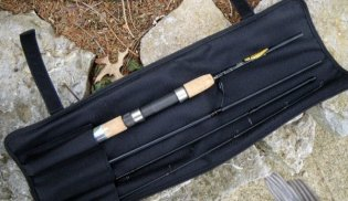 St. Croix Triumph Travel Spinning Rods