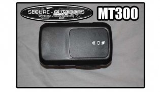 Secure Outdoors MT300 Asset Tracker