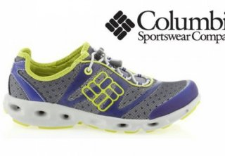 "Columbia ""Powerdrain"" Shoe"