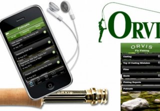 Orvis Fly Fishing App