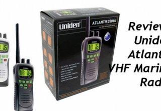 Uniden Atlantis VHF Marine Radio