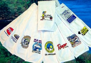 "Mojo ""Wipes"" Fishing Towels"