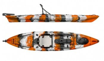 "Vibe Kayaks ""Sea Ghost"""