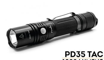 Fenix PD35TAC flashlight