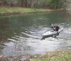 Pelican Intrepid Fishing Kayak